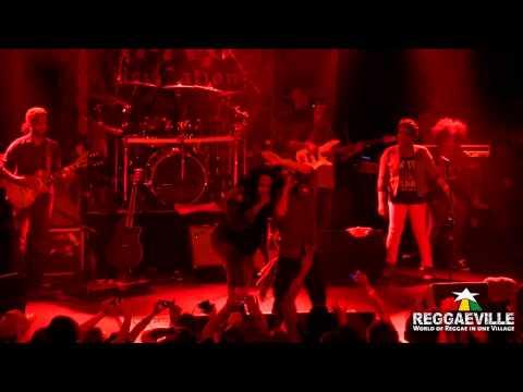 Stephen Marley feat Jo Mersa Marley  Traffic Jam in Munich, Germany 622012