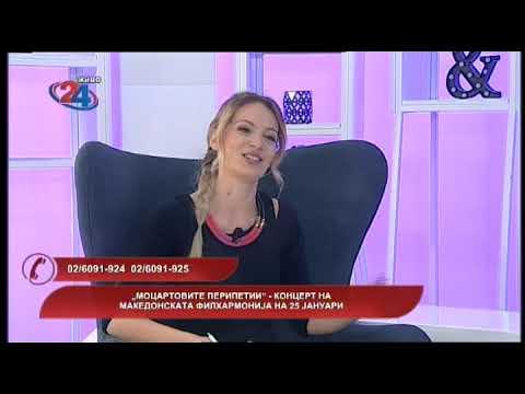 2-Македонија денес - 23 01 2017