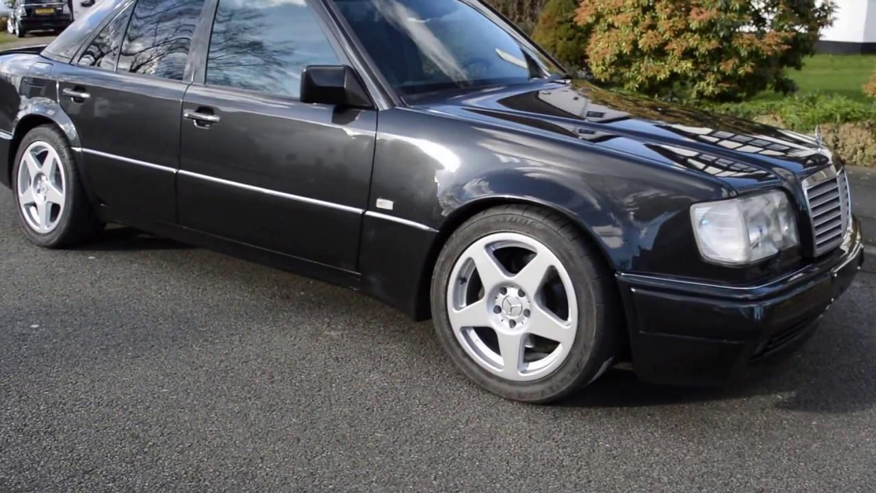 Mercedes benz w124 e60 amg for Mercedes benz e60 for sale