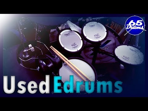 5 Tips For Buying Used Electronic Drumsets   YouTube 5 Tips For Buying Used Electronic Drumsets  65 Drums