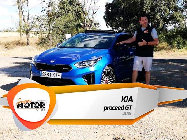 KIA proceed GT 2019 🏁 / Al volante / Review / ➡️Supermotoronline.com ⬅️