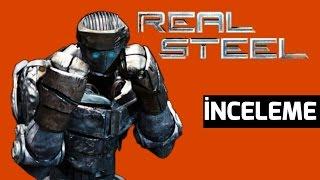 Robot dövüş oyunu Real Steel / İnceleme / Android