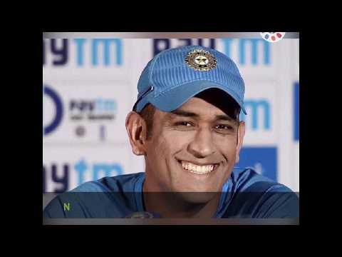 Celebrating MS Dhoni's Amazing Cricketing Journey