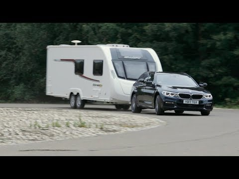 The Practical Caravan BMW 5 Series Touring review