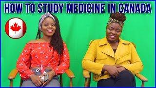 Study Medicine in Canada - International Students