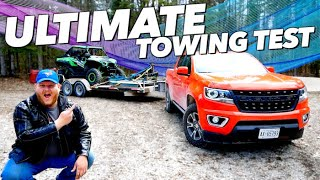 Pulling-Big-Trailers-With-a-Small-Chevy-2020-Colorado-MEGA-Towing-MPG-Test