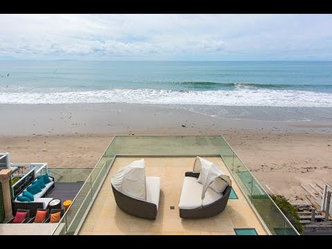 SOLD | Prime Malibu Colony Oceanfront Beach House
