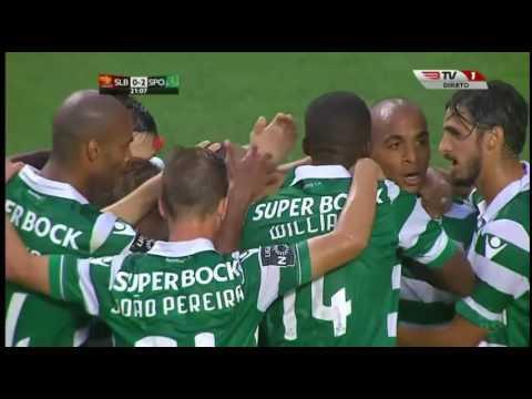 Benfica vs Sporting 0-3 Resumo