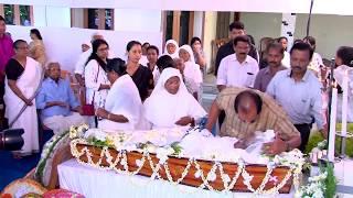Gambar cover Holy Family Church Mukkad Live Stream Death Funeral Mass of Joice Fernandez part 1
