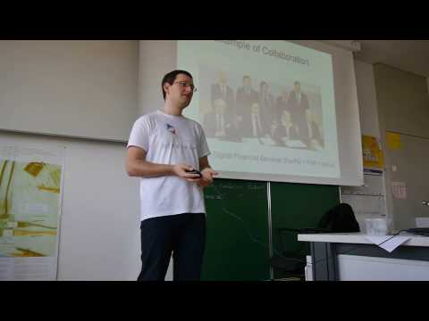 Computer Science and Blockchain Research at University of Luxembourg