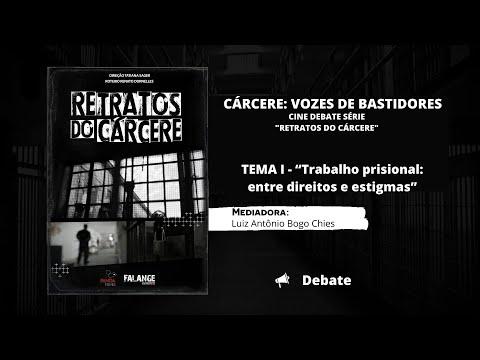 CÁRCERES | Vozes dos Bastidores: DEBATE - 18:30