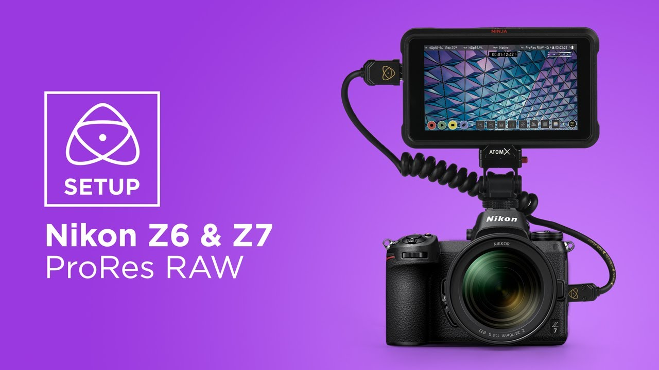 Hey Nikon - Where's the Z6 ProRes RAW Update? - Page 3
