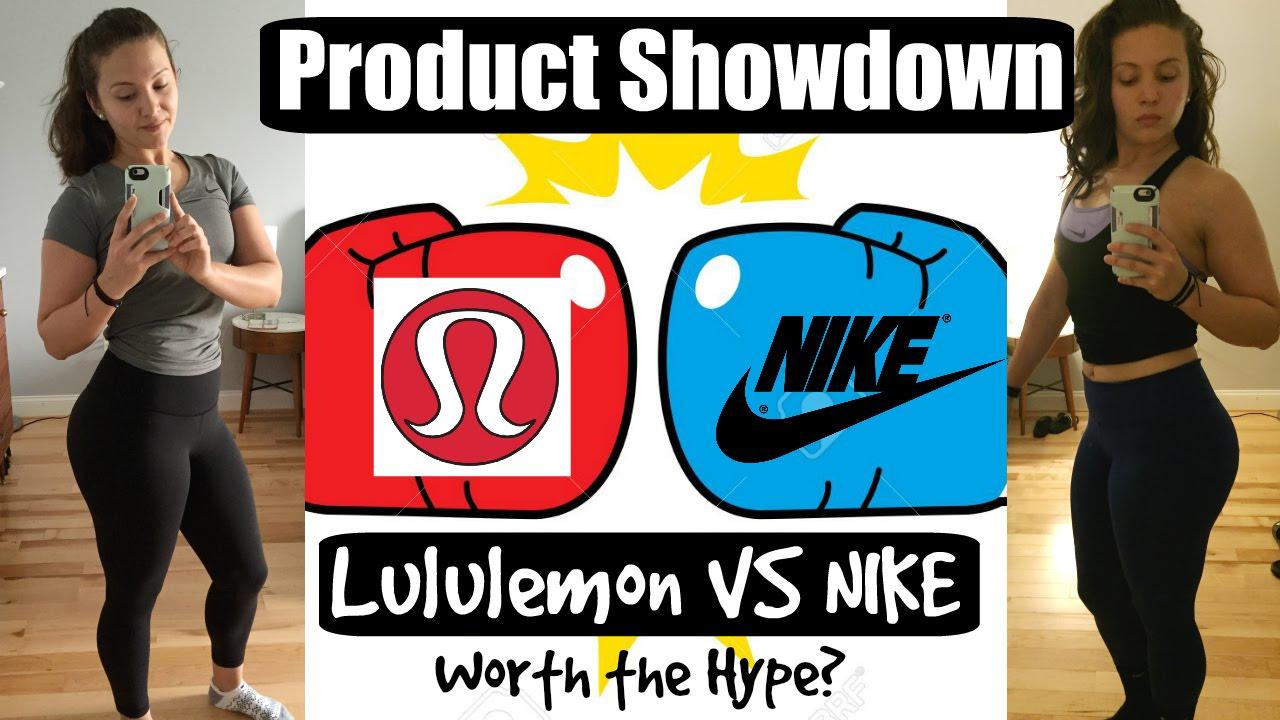lululemon leggings nike