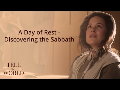 A Day Of Rest - Discovering The Sabbath