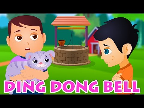 Thumbnail: Ding Dong Bell | Nursery Rhymes Playlist for Children | Kids Songs