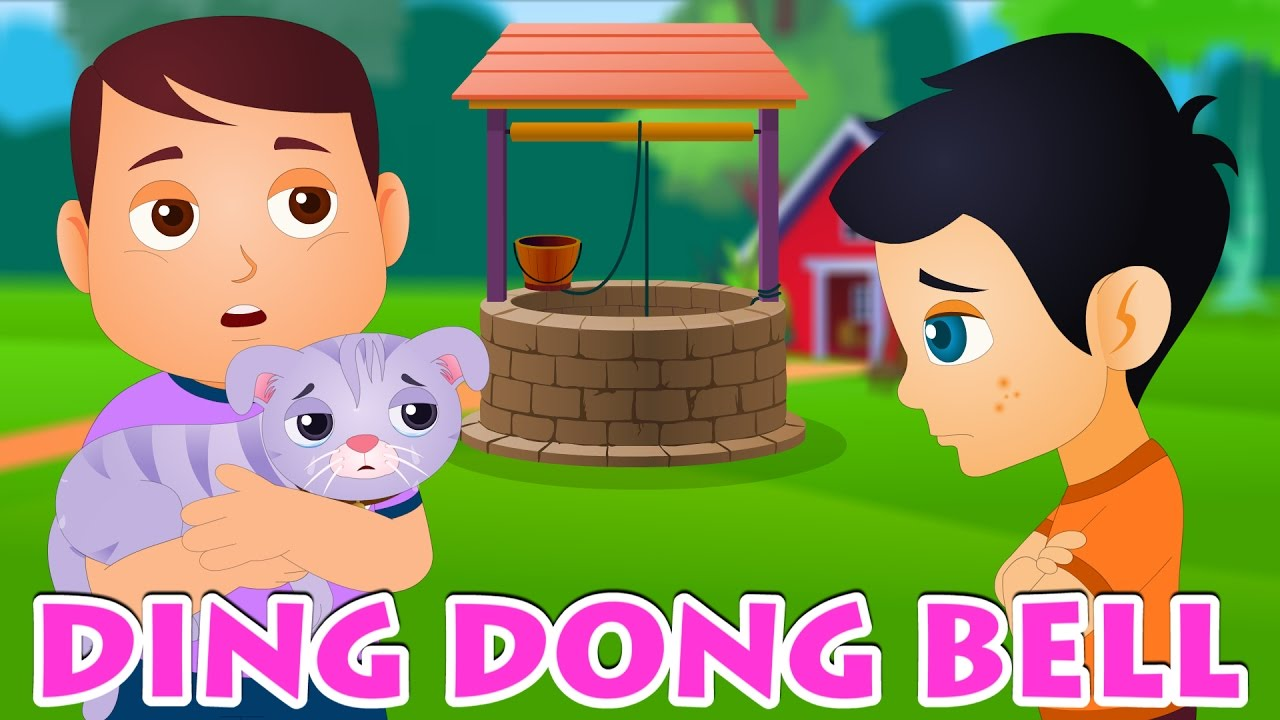 Ding Dong Bell Nursery Rhymes Playlist For Children Flickbox Kids Songs You