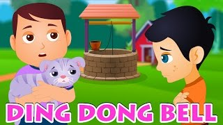 Ding Dong Bell | Nursery Rhymes Playlist for Children | Kids Songs