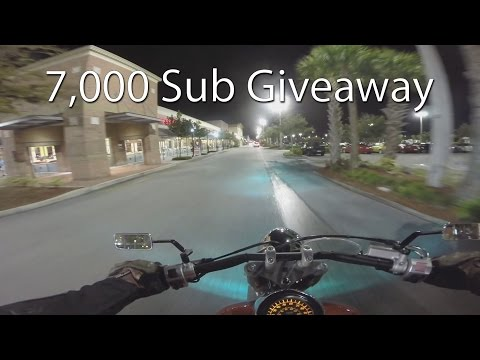 7000 Subscribers Giveaway