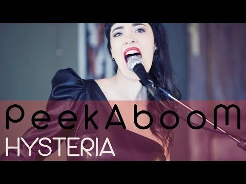 Hysteria - Peekaboom & Valerio Fuiano (Muse Cover w/GeoShred)