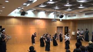 プロダクション東京ドラマハウス殺陣クラス発表会2011・12・19