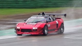 Last month I saw this very unique Rocket Bunny NSX competing in the...