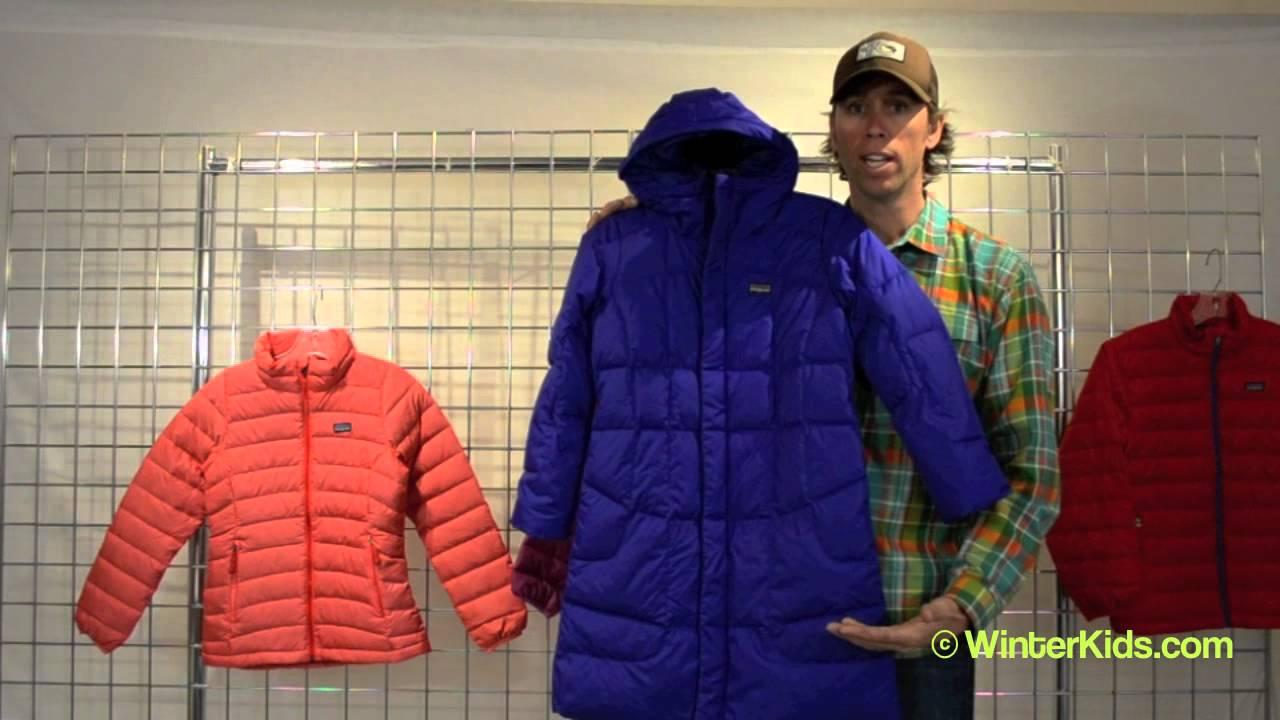 58c173117 2012-2013 Patagonia Girls Down Coat