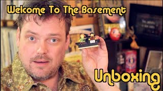 Lego Basement - Unboxing (Welcome To The Basement)