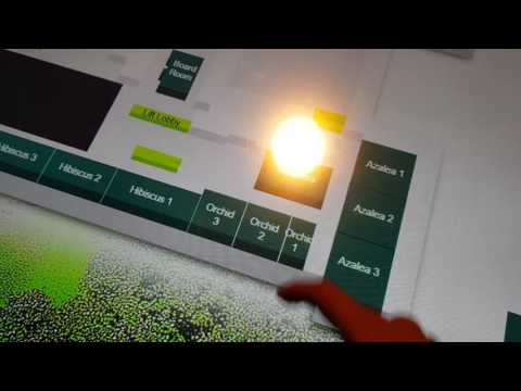 Shangri-La Singapore- Hotel Interactive with Way Finding