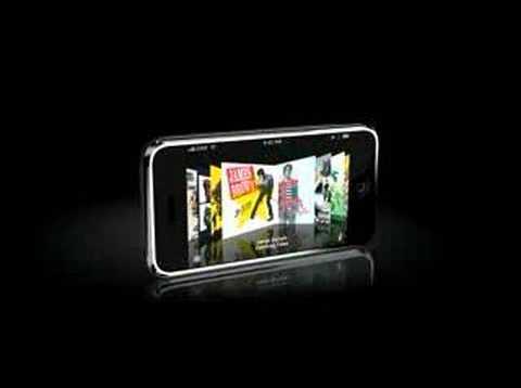 iPhone Countdown Screensaver