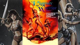 [18+]Феникс - воин. Женщины амазонки в постапокалиптическом мире.