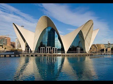 Places to see in ( Valencia - Spain ) Oceanografic Valencia