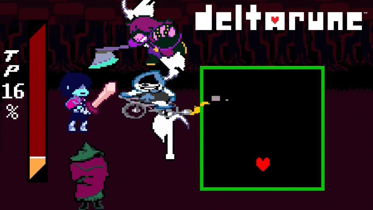 THE *DARK* LANCER FAN CLUB!! | Deltarune #3