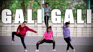 GALI GALI II K.G.F II STREET JAZZ CHOREOGRAPHY II PREMIUM DANCE PRODUCTION