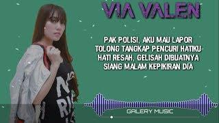 Via Vallen - Pak Polisi (Official Lyrics Video)