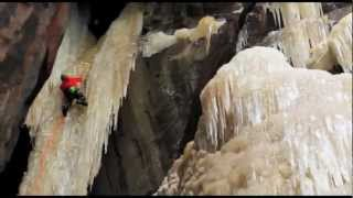 Ice Climbing -  Rjukan, Norway