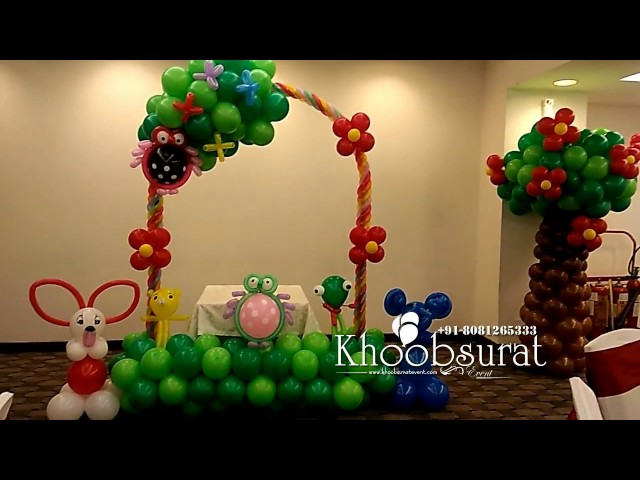 jungle theme by khoobsurat event 8081265333