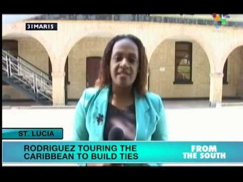 Venezuelan Foreign Minister visiting Caribbean to strengthen ties