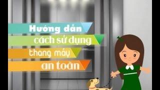 Dạy Trẻ Cách Sử Dụng Thang Máy An Toàn - An Toàn Cho Trẻ