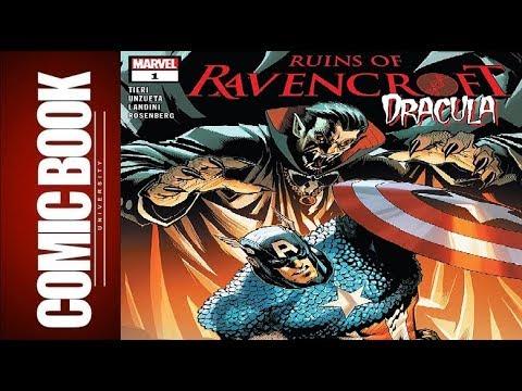 Ruins Of Ravencroft Dracula #1 Review | COMIC BOOK UNIVERSITY