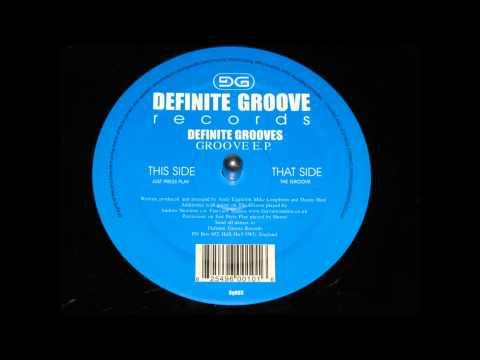 definite grooves definite grooves ep the groove