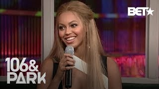 #TBT Beyoncé Clears Up Rumors & Talks Fighting Temptations Acting Role | 106 & Park