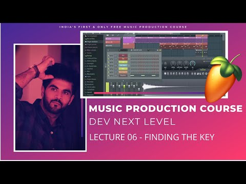 Music Production Course (HINDI) | Lecture 06 | Finding the key of any song