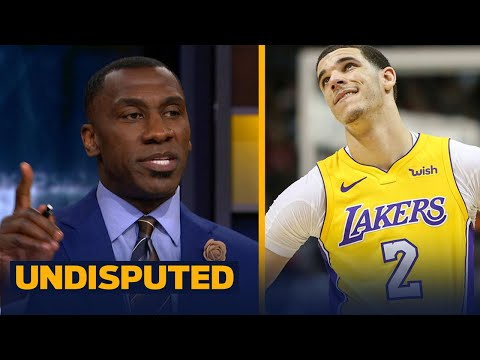 Was Lonzo to blame for the Lakers late collapse vs Portland? Shannon and Skip weigh in | UNDISPUTED