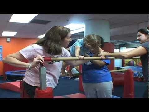 US Toddlers Get Jumpstart on Fitness