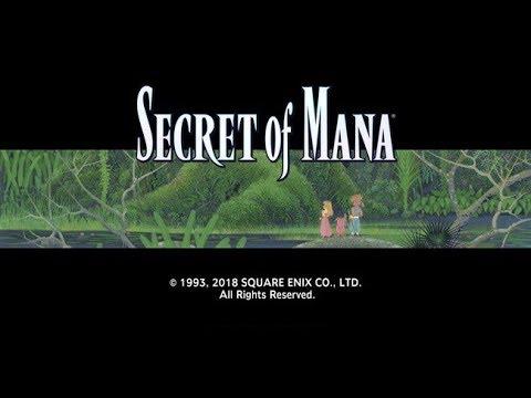 Secret of Mana (Remastered) 08 Upper Land