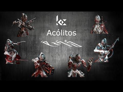 WARFRAME (PARTNER) EVENTO DE LOS ACOLITOS GUIA IMPERDIBLE thumbnail