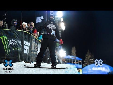 FULL BROADCAST: Men's Snowboard SuperPipe | X Games Aspen 2019
