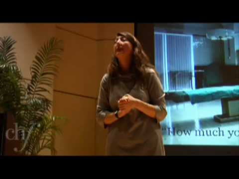Katie Watson: Medical Ethics and the Dark Side of Laughter