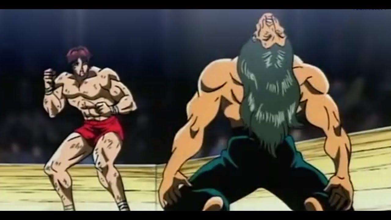 Baki vs Retsu Kaioh Part 1