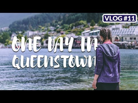 ONE DAY IN QUEENSTOWN (NEW ZEALAND ROAD TRIP 2018) /// THESTYLEJUNGLE VLOG #11 Mp3